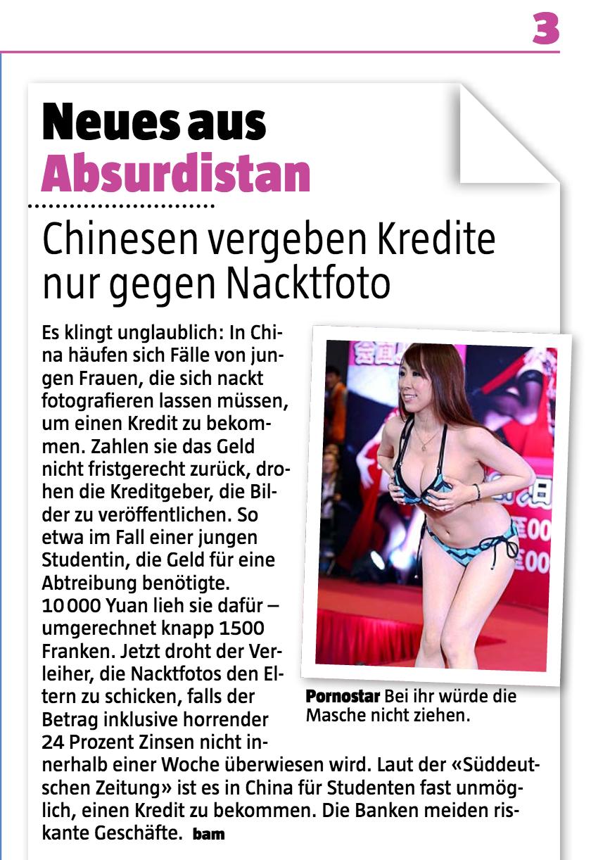 china kredt